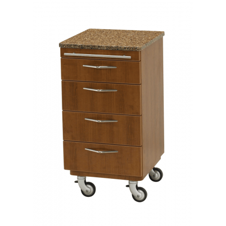 Belmont E-9 Mobile Cart - Distributed by Henry Schein
