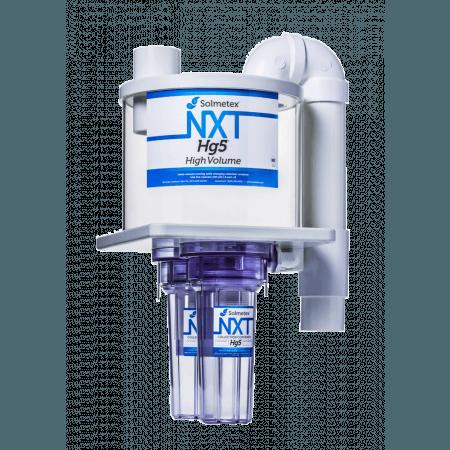 Solmetex NXT Hg5 High Volume Amalgam Separator - Distributed by Henry Schein