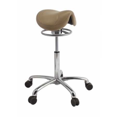 Brewer 135AS Saddle Stool - Distributed by Henry Schein