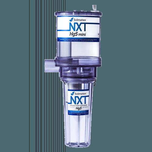 Solmetex NXT Hg5 Mini Amalgam Separator - Distributed by Henry Schein