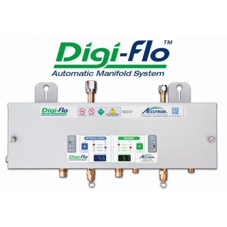 Accutron Digi-Flo™ Automatic Switching Manifold System - Distributed by Henry Schein