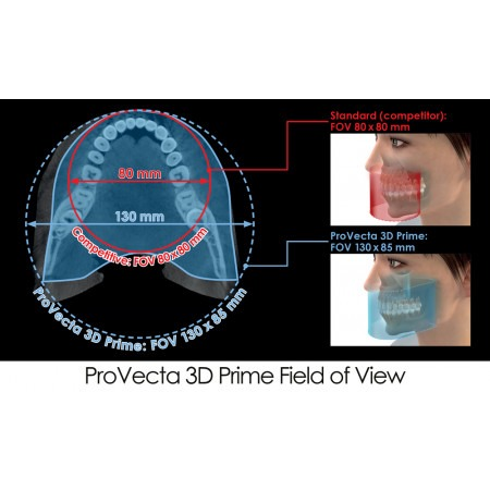 Air Techniques ProVecta 3D Prime - Distributed by Henry Schein