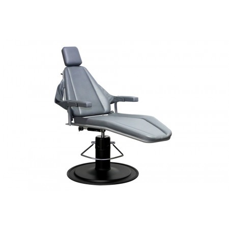 DNTLworks Supreme Hydraulic Base Patient Chair - Distributed by Henry Schein