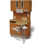 BDS2561 Cabinet Mounted Delivery System on D66CM Rear Cabinet