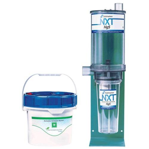 Solmetex NXT Hg5 Amalgam Separator - Distributed by Henry Schein