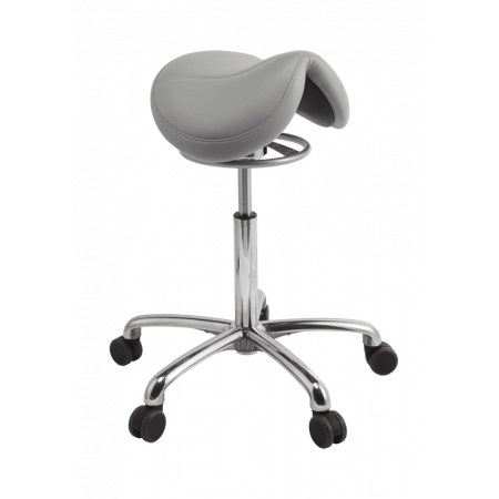 Brewer 135JS Saddle Stool - Distributed by Henry Schein