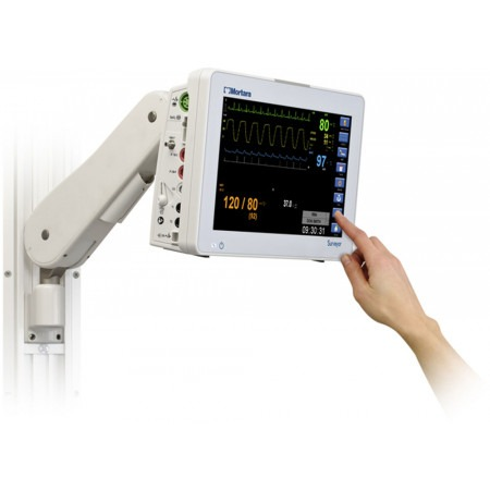 Mortara Surveyor S12 Patient Monitor - Distributed by Henry Schein
