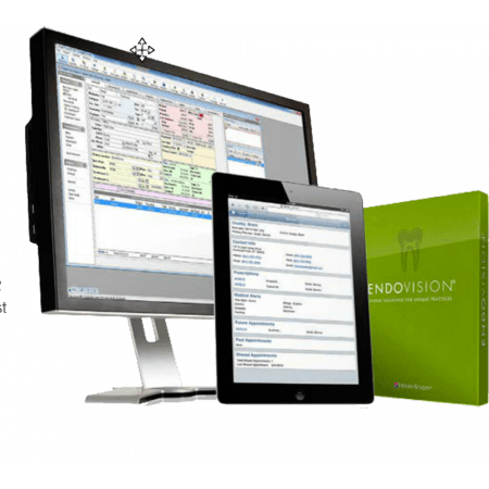 EndoVision® – Practice Management Software - Distributed by Henry Schein