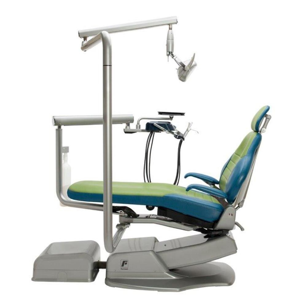 Dental assistant chairs - Forest Dental Pivot Chair Mount