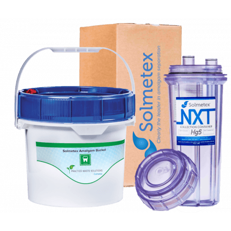 Solmetex NXT Compliance Kit - Distributed by Henry Schein