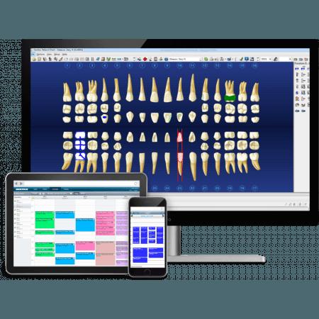Dentrix® – Practice Management System - Distributed by Henry Schein