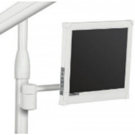 A-dec 482 Radius Monitor Mounts - Distributed by Henry Schein