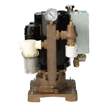 RAMVAC Barracuda™ Water Ring Pumps - Distributed by Henry Schein