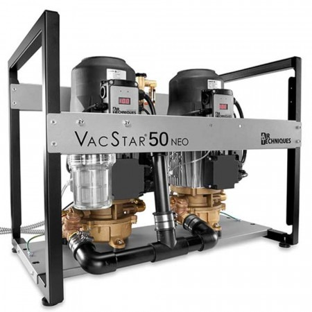 Air Techniques VacStar® 50 NEO - Distributed by Henry Schein