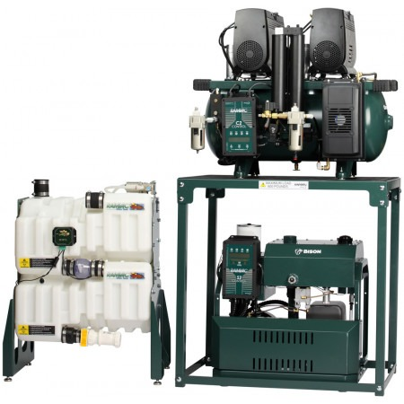 Osprey™ Compressors by RAMVAC® Utility - Distributed by Henry Schein