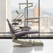Fixed Chair Mount with Sidebox Package , Artic Silver