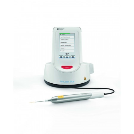 Dentsply Sirona SiroLaser Blue - Distributed by Henry Schein