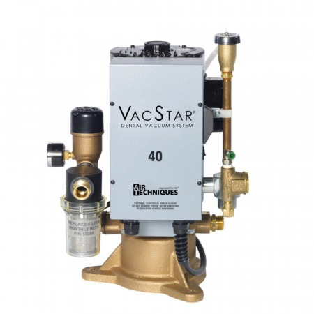 Air Techniques VacStar® 40 - Distributed by Henry Schein
