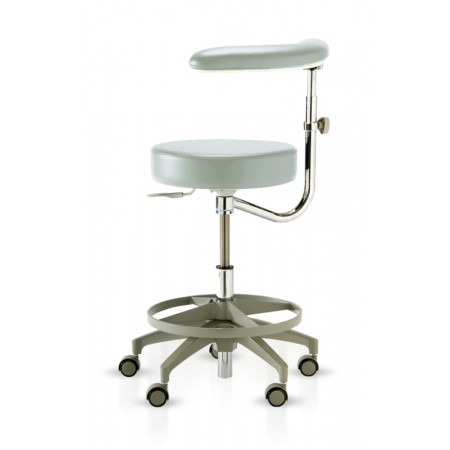 Pelton & Crane Spirit 2004 Assistant's Dental Stool | KaVo Kerr - Distributed by Henry Schein