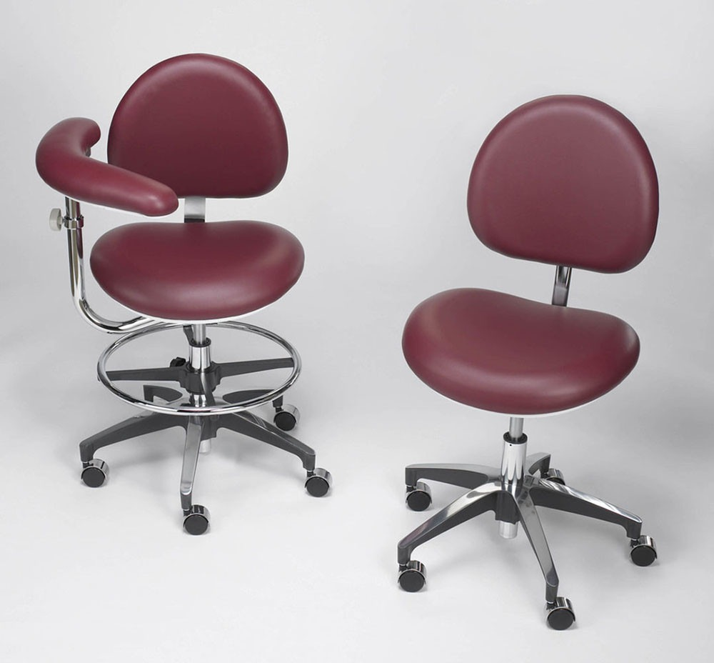 Dental assistant chairs - Belmont 080 081 Doctor Assistant Stools