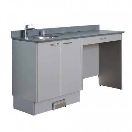 DCI Edge Series 4 Side Cabinets - Distributed by Henry Schein