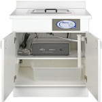 L&R Ultrasonics SweepZone ® 310R Ultrasonic Cleaning System