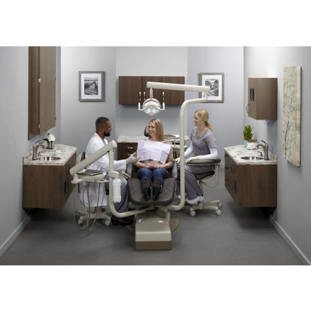 Midmark Synthesis® Treatment Stations - Distributed by Henry Schein