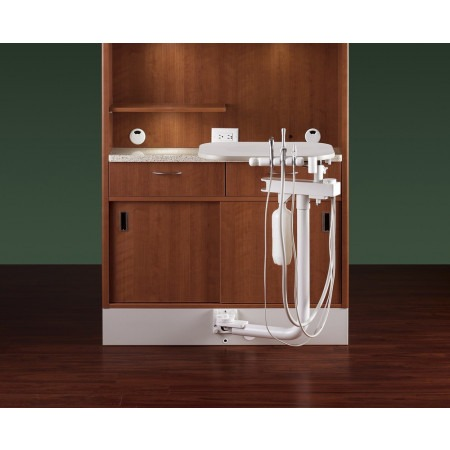 Proma A6550 dual wall/floor mounted delivery systems | Royal Dental - Distributed by Henry Schein