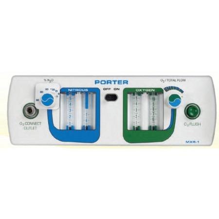 Porter MXR-1 Flowmeter - Distributed by Henry Schein