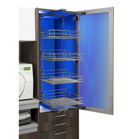 Pelton & Crane Solaris 2 Sterilization Center | KaVo Kerr - Distributed by Henry Schein