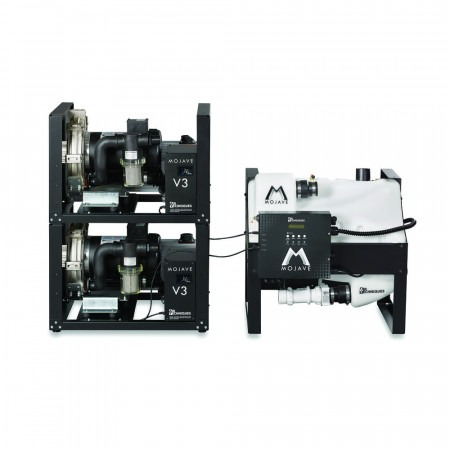 Mojave® 2V3 Dry Vacuum System - Distributed by Henry Schein