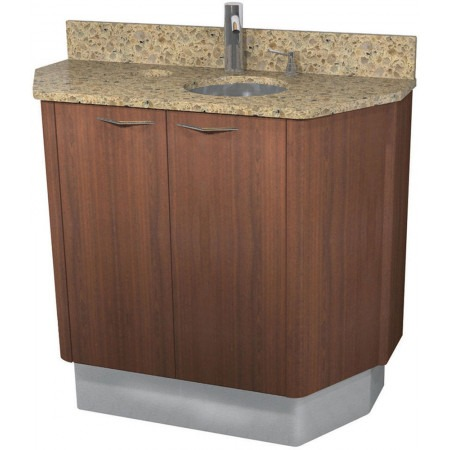 Belmont E-8 Sink Unit - Distributed by Henry Schein