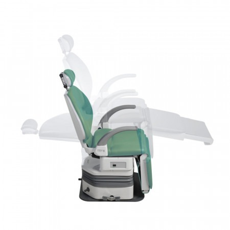 Belmont PRO II Model 037N Dental Chair - Distributed by Henry Schein