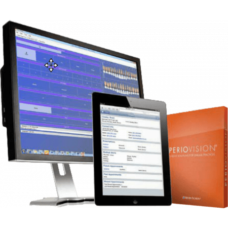 PerioVision® – Practice Management Software - Distributed by Henry Schein