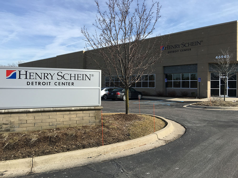 Detroit Center - Henry Schein Location