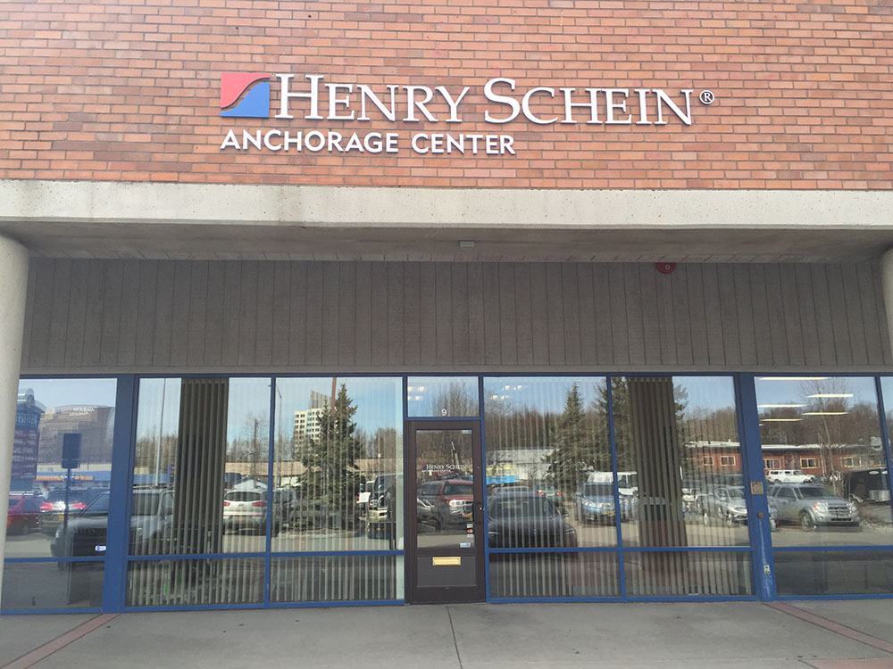 Anchorage Center - Henry Schein Location