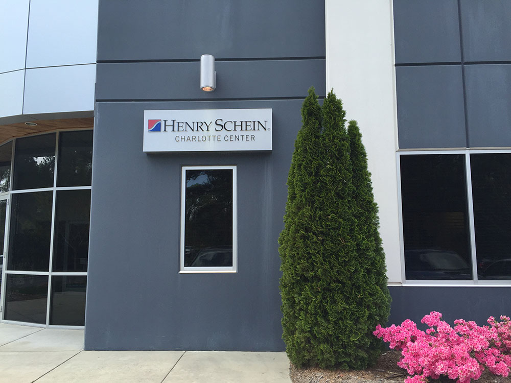 Charlotte Center - Henry Schein Location