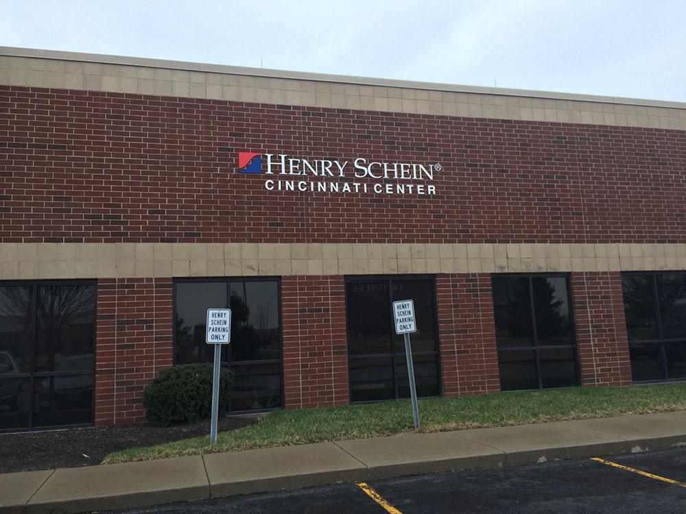 Cincinnati Center - Henry Schein Location