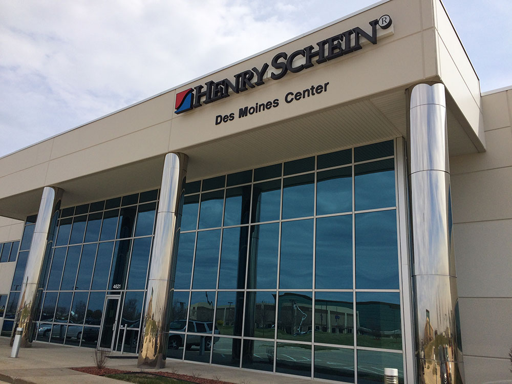 Des Moines Center - Henry Schein Location