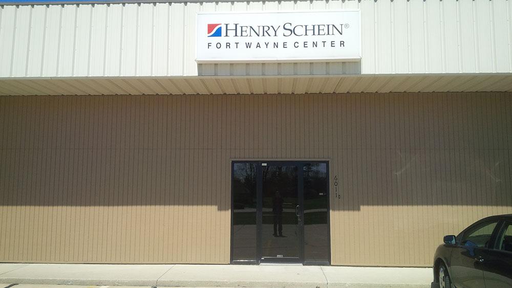 Fort Wayne Center - Henry Schein Location