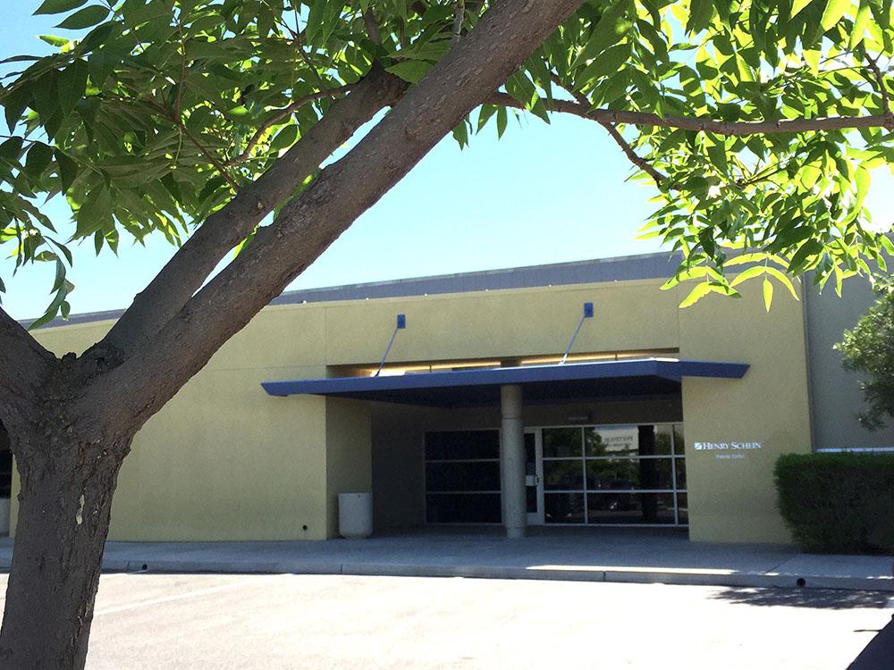 Fresno Center - Henry Schein Location