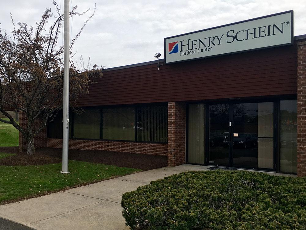 Hartford Center - Henry Schein Location