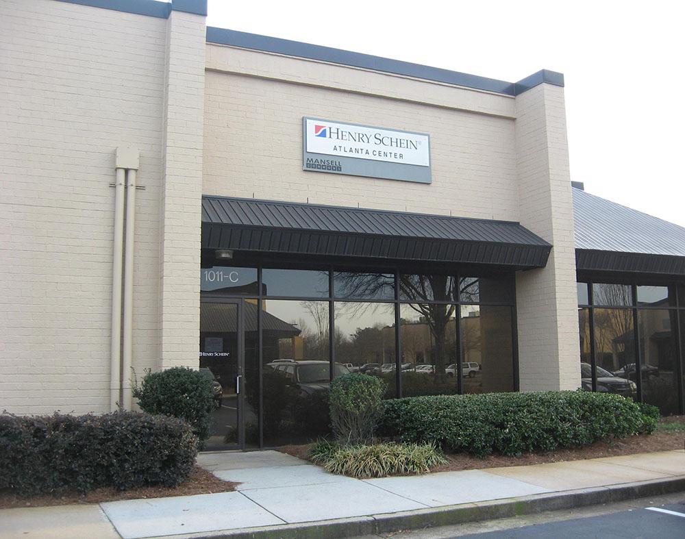 Atlanta Center - Henry Schein Location