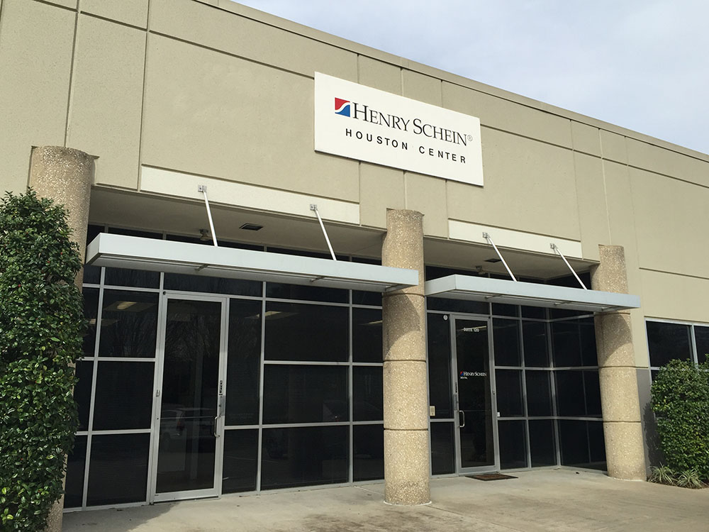 Houston  Center - Henry Schein Location