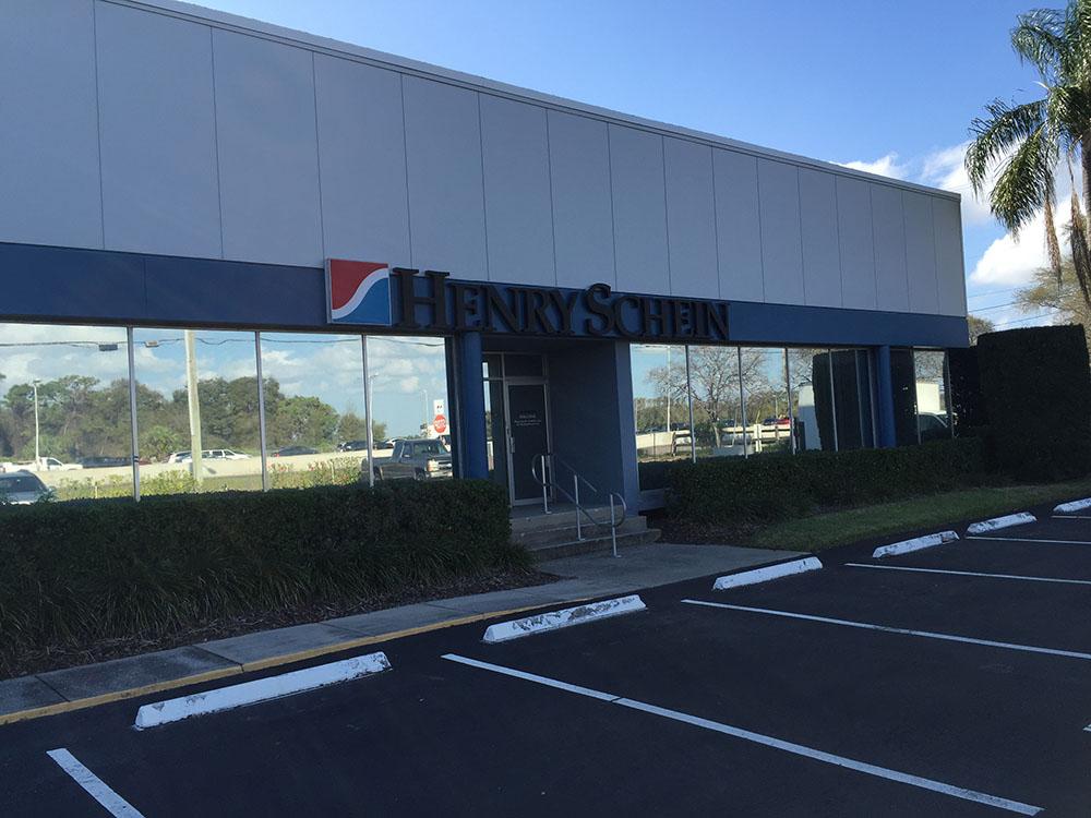 Tampa Center - Henry Schein Location