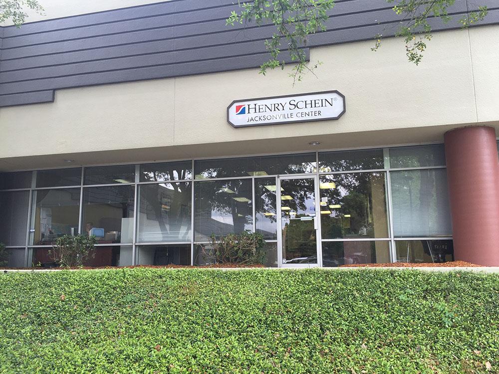 Jacksonville Center - Henry Schein Location