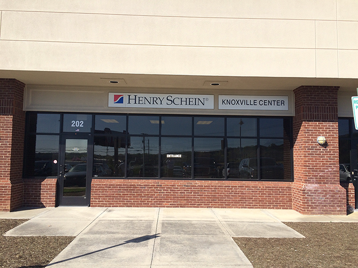 Knoxville Center - Henry Schein Location