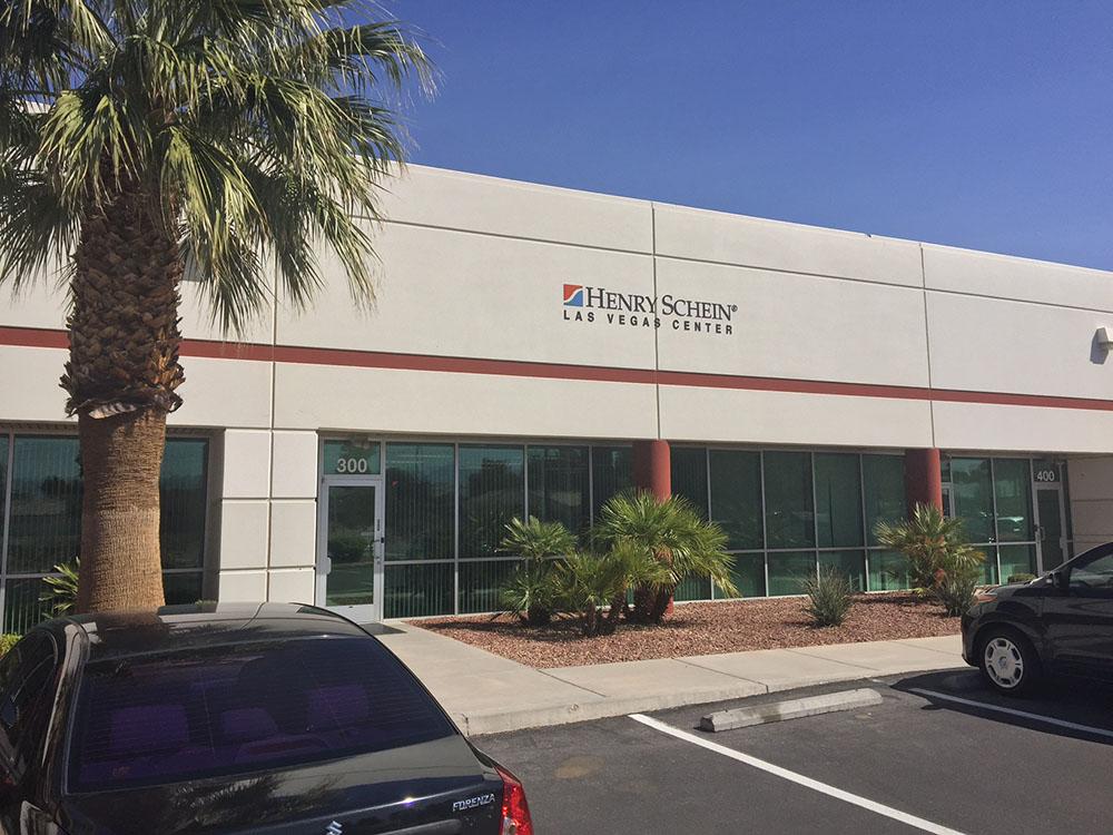 Las Vegas Center - Henry Schein Location