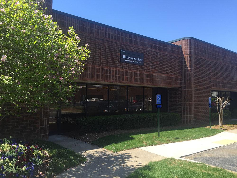 Nashville  Center - Henry Schein Location
