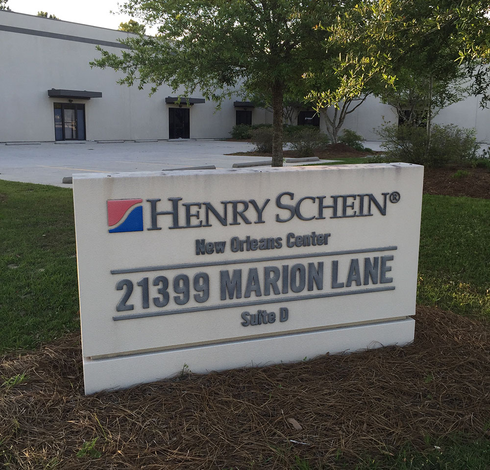 New Orleans Center - Henry Schein Location
